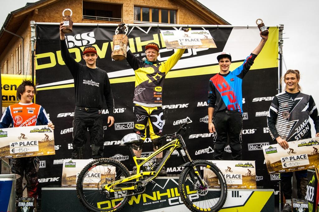 Boom! Pic - IXS Downhill cup/Sebastian Gruber